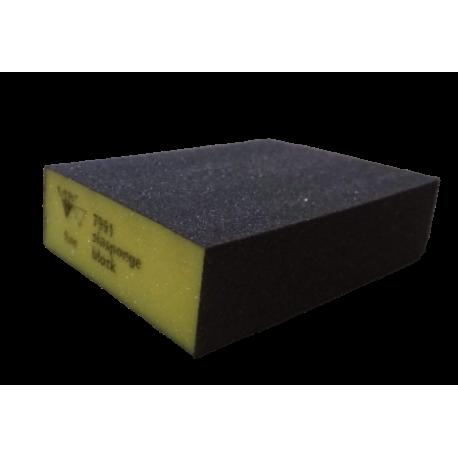 Абраз. губка Р80 4-стороння шліф.