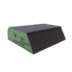 Абраз. губка Р180 4-стороння КОМБІ шліф.