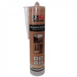 Еластичный герметик для древесины DISPERTEC M-6 ВИШНЯ, 300 мл