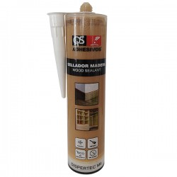 Еластичний герметик для деревини DISPERTEC M-6 ДУБ, 300 мл
