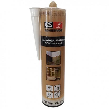 Еластичный герметик для древесины DISPERTEC M-6 ДУБ (картридж 300 мл)