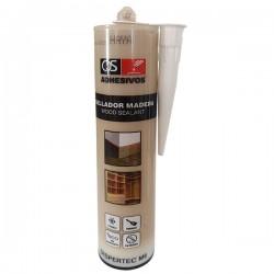 Еластичный герметик для древесины DISPERTEC M-6 БУК, 300 мл