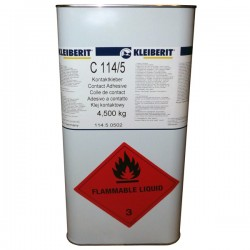 Клей Kleiberit C 114.5, 4,5 кг