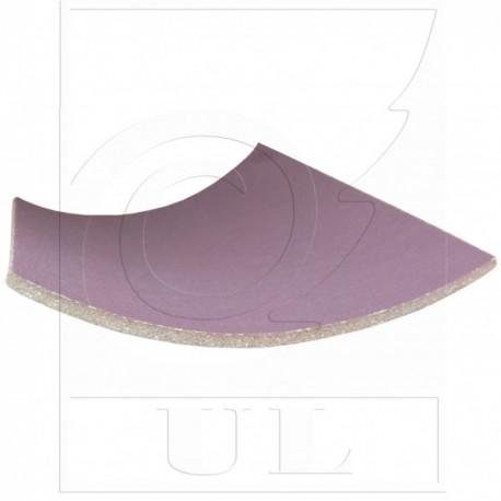 Абразивный лист бумага на поролоне P 150