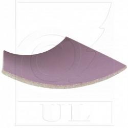 Абразивний лист папір на поролоні P 180