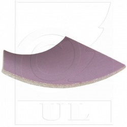 Абразивний лист папір на поролоні P 240