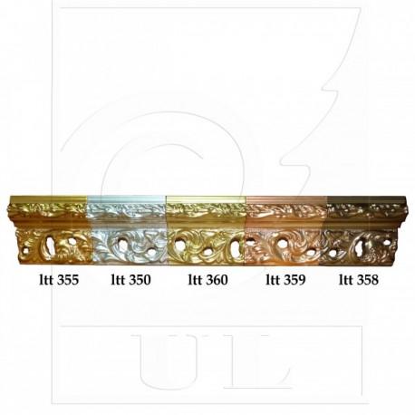 Нитрокраска Металлик эффект LTT 350 серебро, 1 л