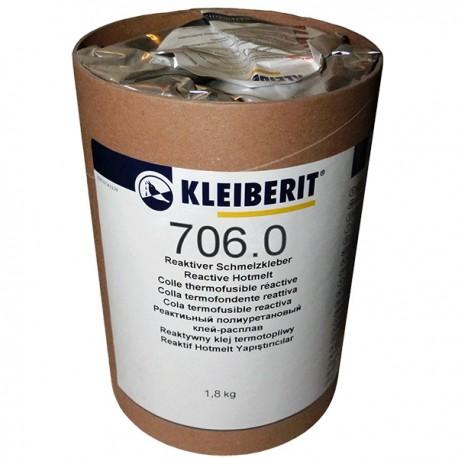 Клей-расплав Kleiberit 706.0, 1,8 кг