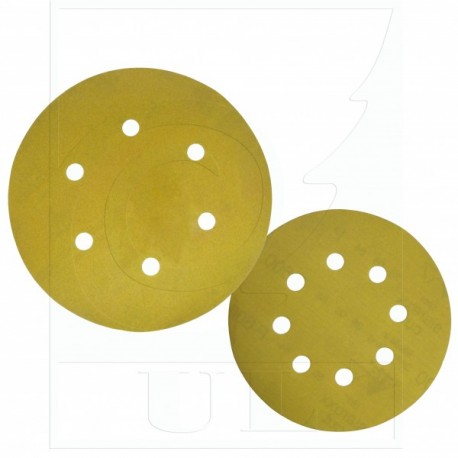 Шліфувальні круги D 125, P 100