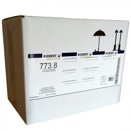 Клей-расплав Kleiberit 773.8, 13,95 кг Holz-Her