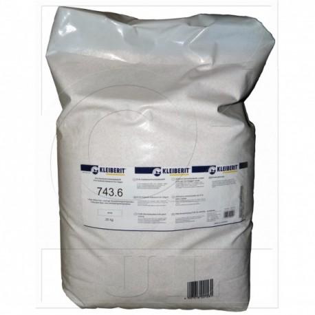 Клей-расплав Kleiberit 743.6, 25 кг
