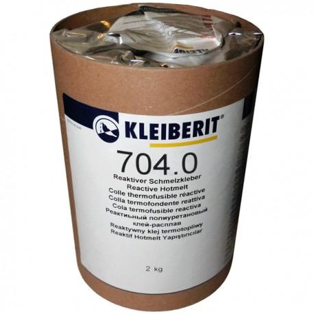 Клей-расплав Kleiberit 704.0, 2 кг