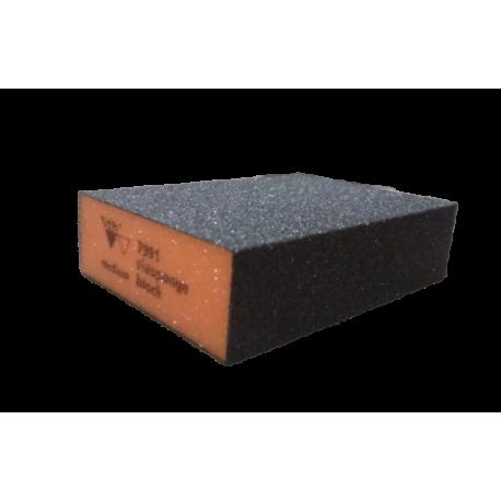 Абразивна губка 4-х стороння P 180