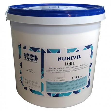 Клей ПВА D3 NUNIVIL 1001 PLUS, 10 кг
