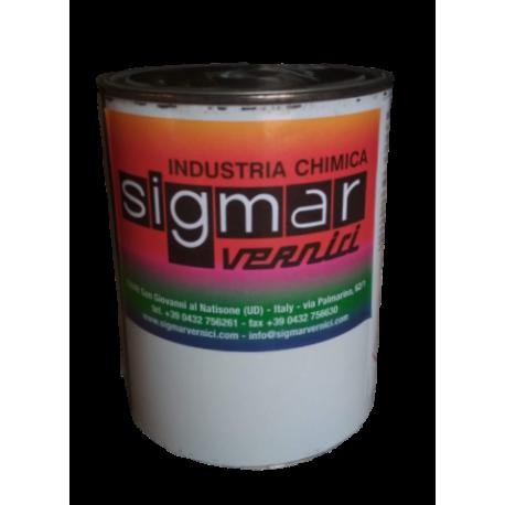 Шпаклевка SIGMAR темно-коричневая OMP1469, 1 кг