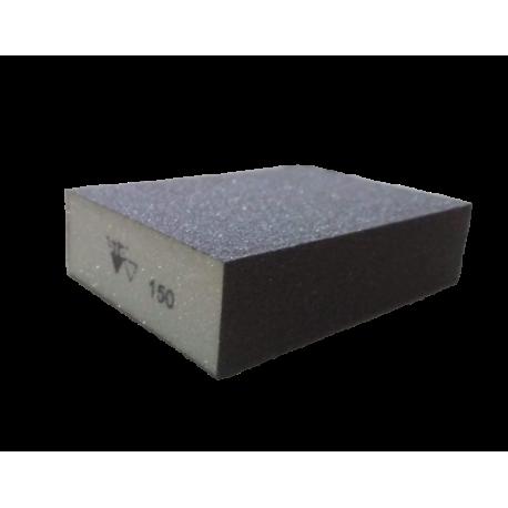Абразивна губка 4-х стороння P 150