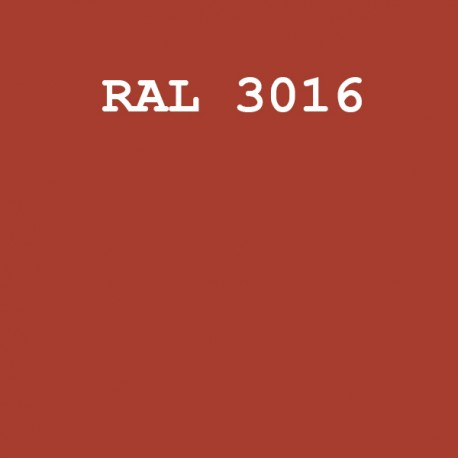 RAL3016/KOPT220 шовк/мат.