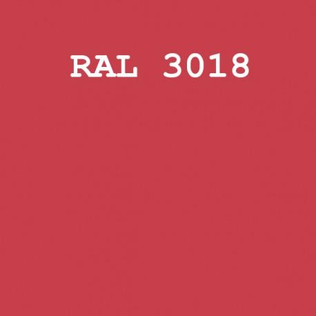 RAL3018/KOPT220 шовк/мат.