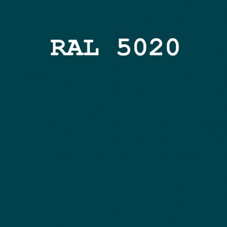 RAL5020/KOPT220 шовк/мат.