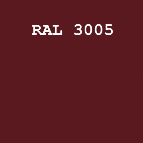 RAL3005/KOPT220 шовк/мат.