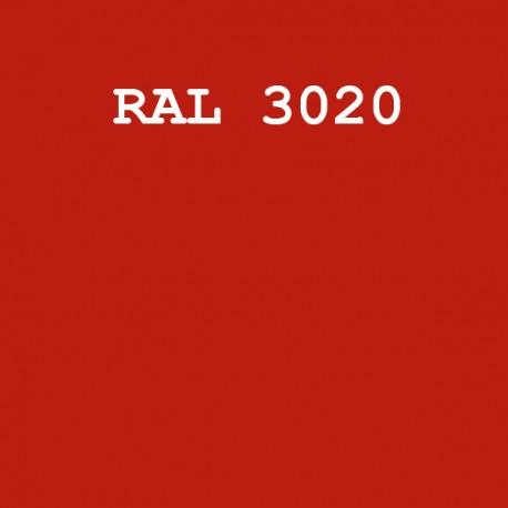 RAL3020/KOPT220 шовк/мат.