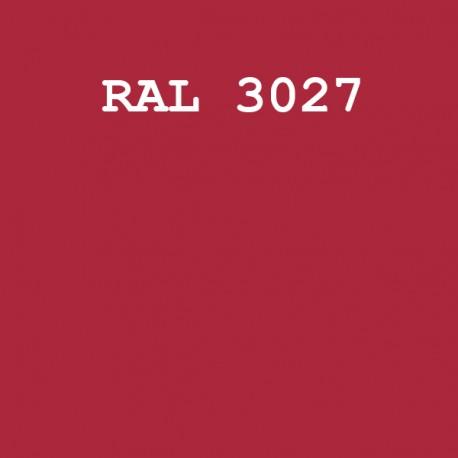 RAL3027/KOPT220 шовк/мат.