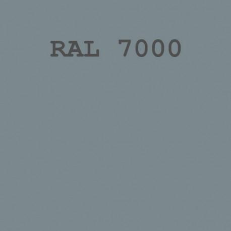RAL7000/KOPT220 шовк/мат.