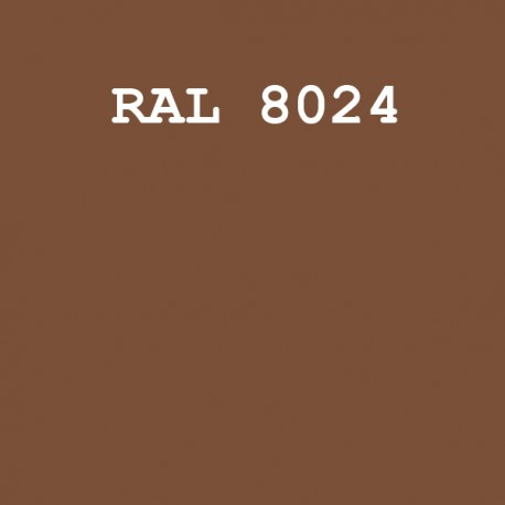 RAL8024/KOPT220 шовк/мат.