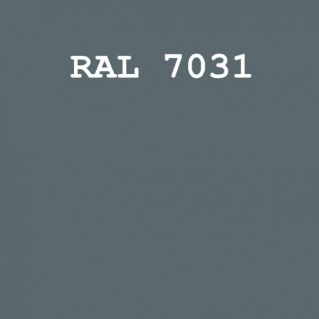 RAL7031/KOPT220 шовк/мат.