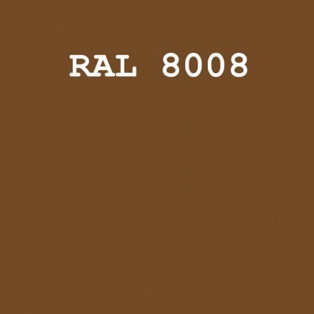 RAL8008/KOPT220 шовк/мат.