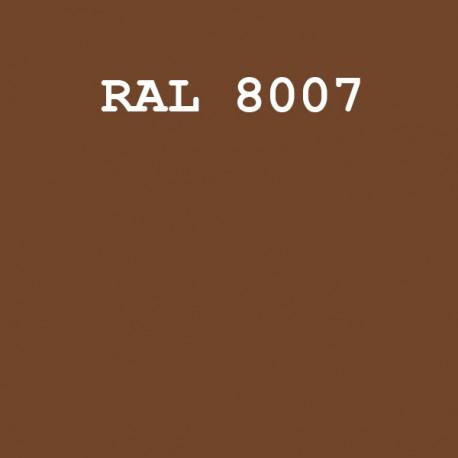 RAL8007/KOPT220 шовк/мат.