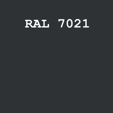 RAL7021/KOPT220 шовк/мат.