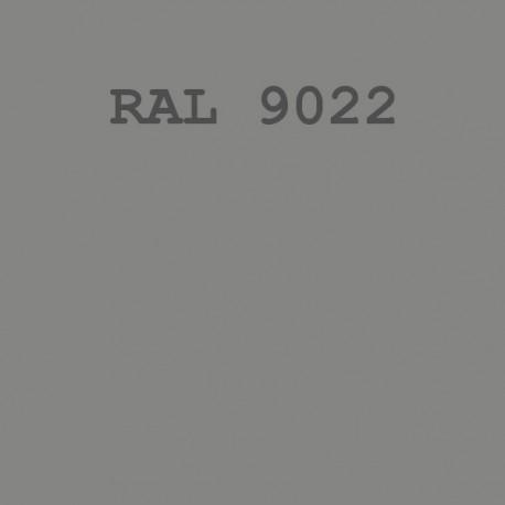 RAL9022/KOPT220 шовк/мат.
