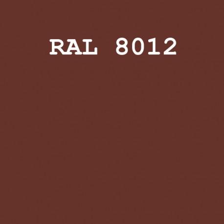 RAL8012/KOPT220 шовк/мат.