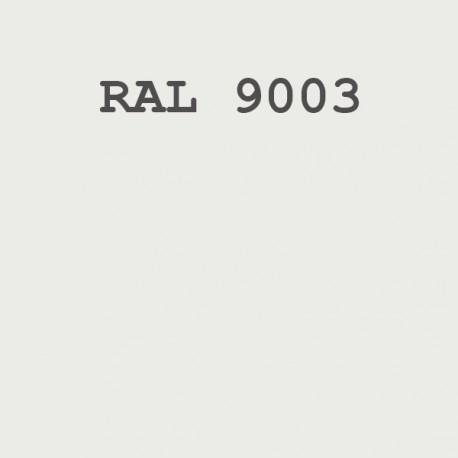RAL9003/KOPP 520 шовк/мат.