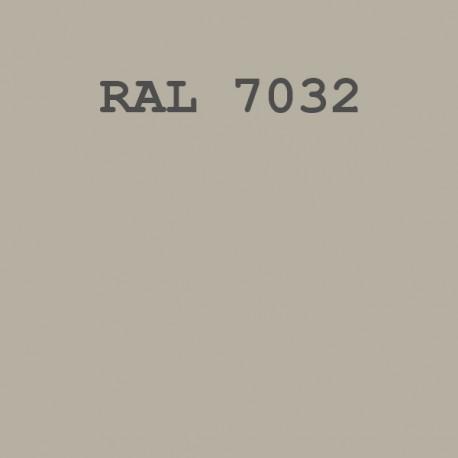 RAL7032/KOPP 520 шовк/мат.