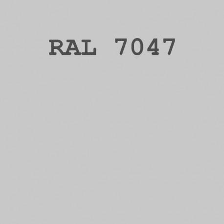 RAL7047/KOPP 520 шовк/мат.