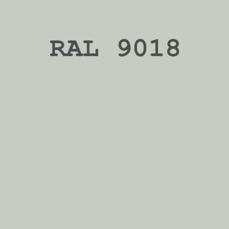 RAL9018/KOPP 520 шовк/мат.