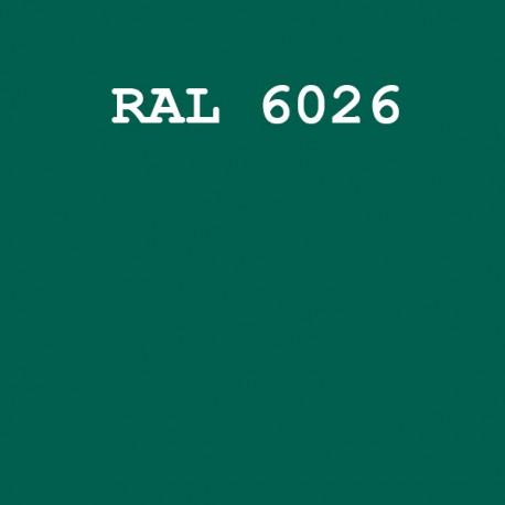 RAL6026/KOPT220 шовк/мат.