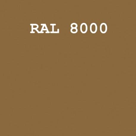 RAL8000/KOPT220 шовк/мат.