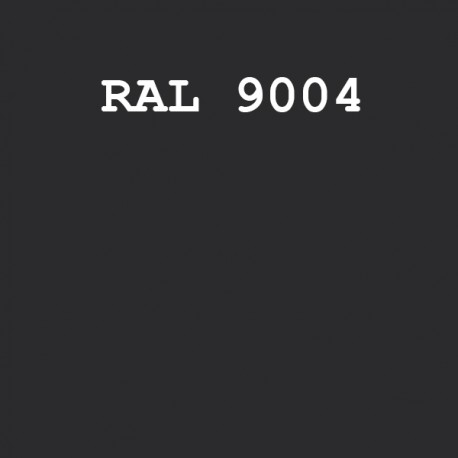 RAL9004/KOPT220 шовк/мат.