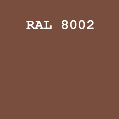 RAL8002/KOPT220 шовк/мат.