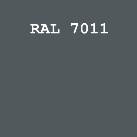RAL7011/KOPT220 шовк/мат.
