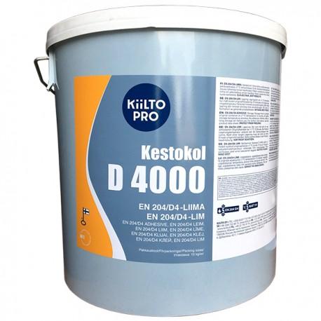 Клей ПВА KESTOKOL D4000 (D4), 15 кг